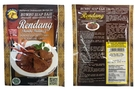 Bumbu Rendang (Indonesian Dry Curry) - 1.75oz