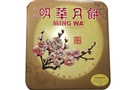 Buy Ming Wa White Lotus paste, Durian flavor with 2 yolk - 6.5oz
