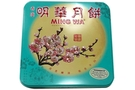 Buy Ming Wa White Lotus paste, Durian flavor with 1 yolk - 6.5oz