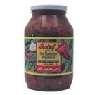 Torshi Mixed Peppers (Felfel Makhloot Torshi) - 32oz
