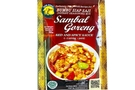 Buy Dua Kuali Bumbu Sambal Goreng (Red and Spicy Sauce) - 2.3oz