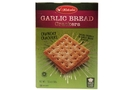 Garlic Bread Crackers - 4.23oz