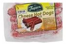 Buy Tropics Cheese Hotdogs - 12oz
