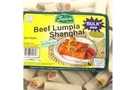Buy Tropics Lumpia Shanghai Beef Bulk - 63.52oz