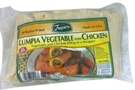 Buy Tropics Lumpia Vegetable with Chicken - 18oz