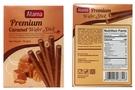Premium Caramel Wafer Stick - 1.8oz