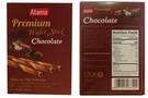 Premium Wafer Stick (Chocolate) - 1.8oz