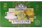 Lemon & Lime Black Tea (20-ct) - 1.41oz