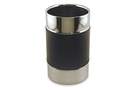 Buy EPC Chrome with Black Leather Band Wine Cooler