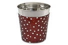 Buy Alluring Red Mosaic Ice Bucket