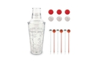 Buy Party Kit in a Shaker (6 Freezable Ice Spheres and 6 Acrylic Picks)