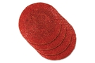 Buy Red Beaded Coasters - 4 Pieces set