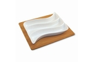 Snack Serving Set (2 Piees) [ 3 units]