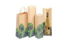 Double Bottle Wine Bag (Grapevine) [6 units]