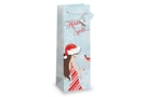 Buy Holiday Spirits Chic Girl Bottle Gift Bag