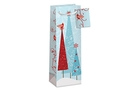 Buy First Snow Mini Bottle Gift Bag