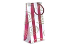 Buy Wine Gift Bag (Burgundy Swirl Translucent)
