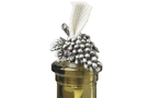Buy EPC Pewter Grapes Bottle Candle with wick
