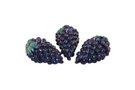 Buy EPC Sculpted Grape Candles - Set of 3