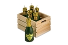 Buy Candles - Mini Champagne Bottle (6 piece set)