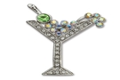 Buy Brooch - Manhattan