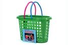 Tall Oval Plastic Basket