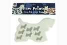 Buy Dog Ice Cube Tray (Paw Print) - 10 x 6 1/4 x 1 1/4 inch