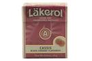 Pastilles Sugar & Cholestrol Free (Casis Flavor) - 0.8oz [ 3 units]