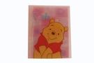 Buy Disney Pooh Clear File (Pink)