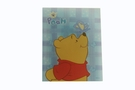 Buy Disney Pooh Clear File (Blue)