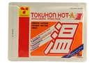 Tokuhon Hot-A Analgesic Poultice (6 patches)