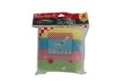 Buy Sponges (Multi - Color) - 4pcs