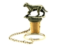 Buy Pewter Bottle Stopper (Dog)