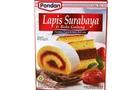 Cake Mix Swiss Roll (Lapis Surabaya & Bolu Gulung) - 14oz