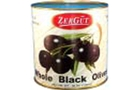 Buy ZerGut Black Olives (Ripe) - 55oz
