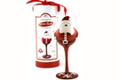 Buy Wine Glass - Santa Baby
