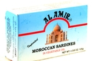 Buy Moroccan Sardines in Vegetable Oil - 4.37oz