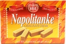 Buy Kras Napolitanke Chocolate Cream (Chocolate Cream Wafers) - 11.6oz