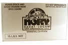Buy Nory Rahat Locum Rahat Locum Regular Bar (Walnuts) - 15lb
