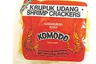 Shrimp Crackers Medium (Krupuk Udang Sedang) - 17.5oz