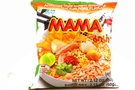 Oriental Style Instant Noodles Artificial Tom Yum Pork Flavor - 2.12oz