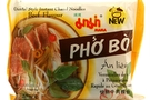 Oriental Style Instant Chand Noodles Beef Flavor (Pho Bo An Lien) - 1.94oz