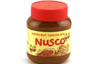 Buy Nusco Hazelnut Chocoalate Spread - 14oz
