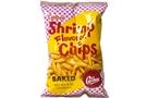 Shrimp Flavored Chips (Baked) - 8oz