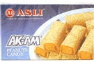 Ak-Am Peanut Candy - 7oz