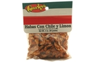 Habas Con Chile y Lemon - 3oz [3 units]