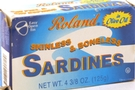 Sardines in Olive Oil - 4.41oz
