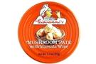 Mushroom Pate With Marcala Wine - 2.75oz [ 3 units]