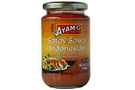 Buy Ayam Brand Satay Sauce Indonesian Style (Hot) - 12oz