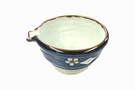 Buy JPC Bowl (Ceramic Round Small Plum) - 9x5.5cm